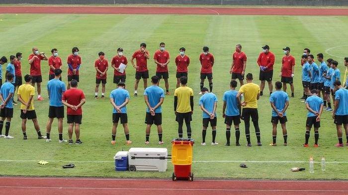 Inilah 11 Pemain Timnas U-19 yang Dicoret Shin Tae-yong, Selanjutnya Akan TC di Eropa Atau Korsel