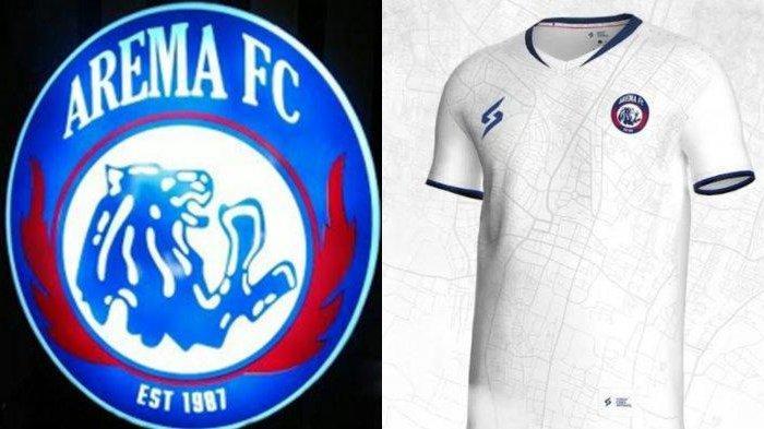 Jersey Arema FC Musim 2021