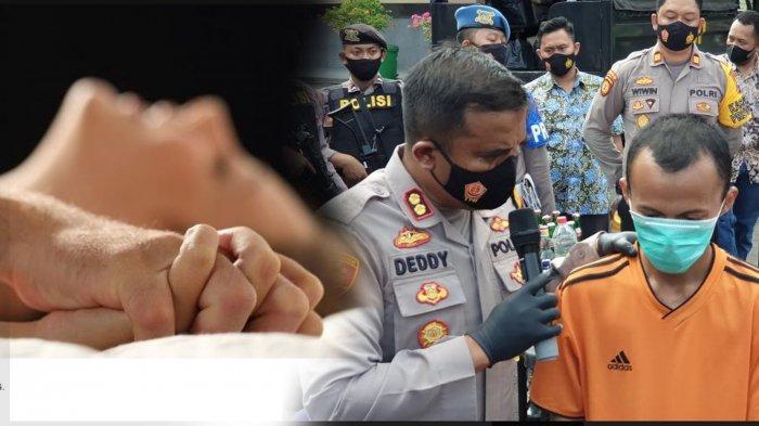 Tawarkan Layanan Bertiga Tarif Rp 1,5 Juta, Suami - Istri Asal Jombang Digerebek di Hotel Mojokerto