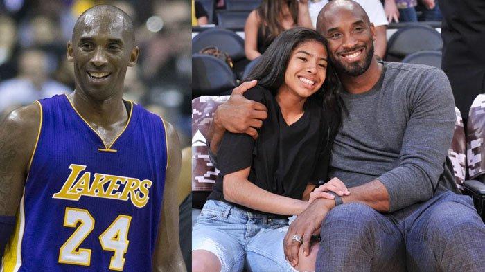 Legenda Bola Basket Kobe Bryant Meninggal Dalam Kecelakaan Helikopter, Putrinya Turut Jadi Korban