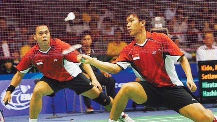 Sosok Markis Kido, Legenda Bulu Tangkis Indonesia Peraih Emas Olimpiade 2008 yang Wafat Hari Ini