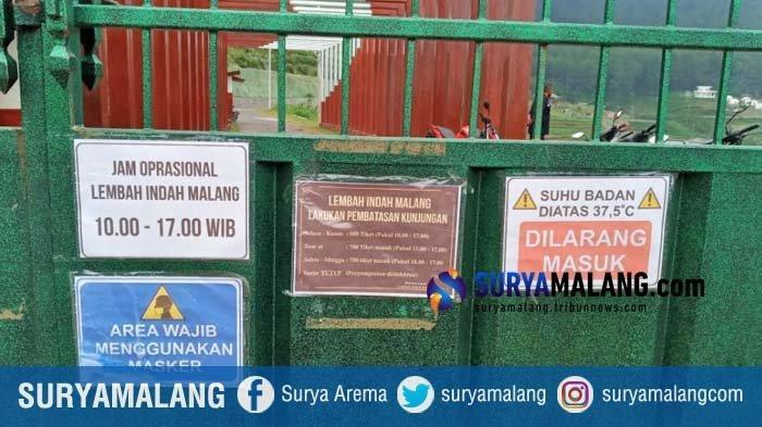 Viral di Medsos Jalan ke Lembah Indah Malang Macet Dipadati Wisatawan, Ternyata Hari Ini Tutup
