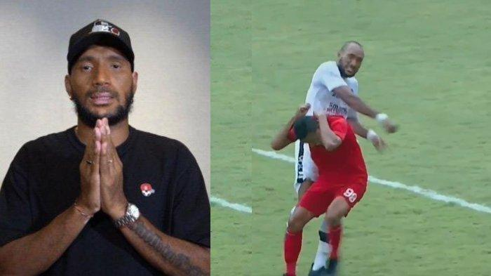Profil LeonardTupamahu Pemain Bali United yang Memukul Kepala Delvin Rumbino, Eks Arema Indonesia