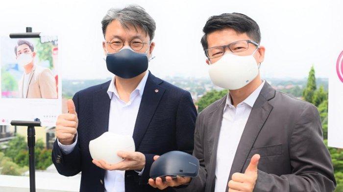 LG Jual Air Purifier Berbentuk Masker yang Dibanderol Rp 2,499 Juta