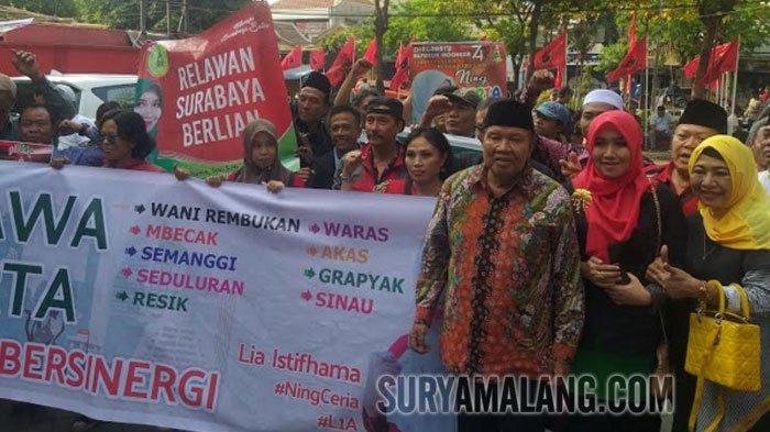 Dua Orang Dekat Khofifah Sama-sama Incar Posisi Wakil Wali Kota Surabaya Lewat PDI Perjuangan