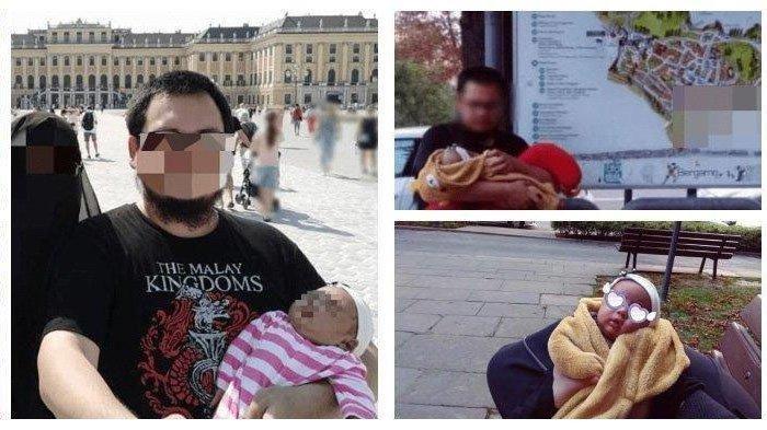 Kelewat Hemat, Satu Keluarga Liburan Ke Italia sampai Tidur di Jalan dan Minum Air Keran