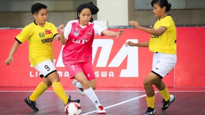 Liga Mahasiswa Futsal di UIN Maliki Malang, Tim Putri UNY Bakal Tantang STKIP Pasundan