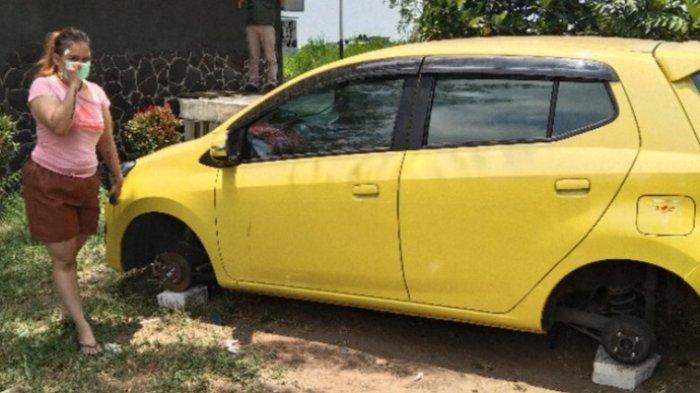 Pelek Mobil Lili Hilang di Desa Oro-oro Ombo, Kota Batu