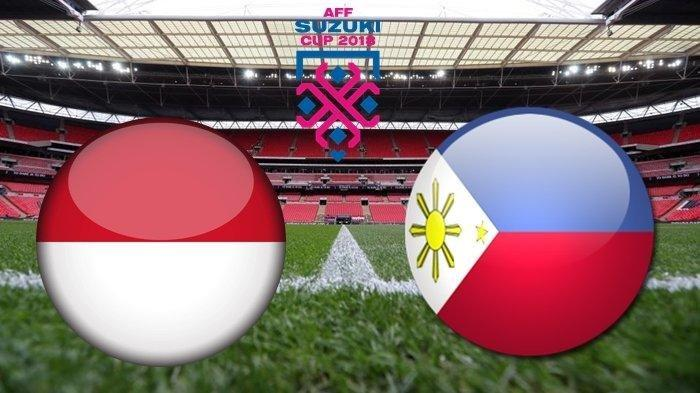 LIVE STREAMING Timnas Indonesia Vs Filipina Piala AFF 2018, Malam ini Kick Off Pukul 19.00 WIB