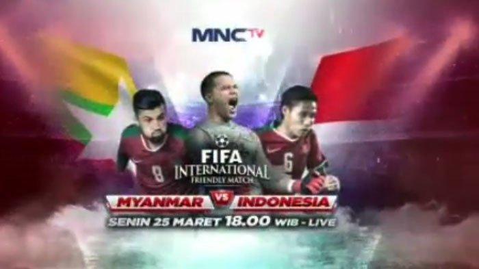 LIVE STREAMING pertandingan Timnas Indonesia Vs Myanmar, Mulai 18.00 WIB, Evan Dimas Janji Menang