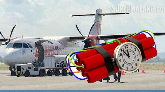 Penjelasan Lion Air Soal Penumpang yang Mengaku Teroris dan Menaruh Bom di Tasnya