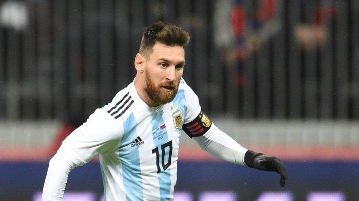 Gara-gara Israel dan Palestina, Lionel Messi Banjir Pujian dan Hujatan dari Rakyat Argentina