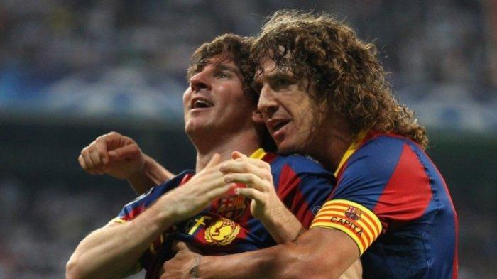 Carles Puyol Beri Peringatan kepada Lionel Messi Agar Tidak Terbujuk Rayuan Tinggalkan Barcelona
