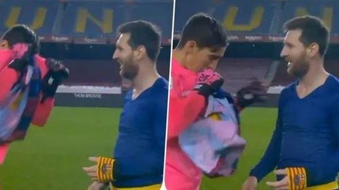 Edgar Badia Kiper yang Mendadak Terkenal Karena Permintaan Lionel Messi, Pernah Tak Digaji 3 Bulan