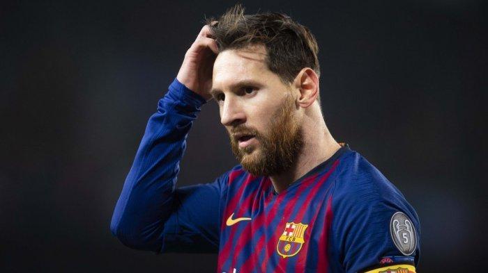 Pengakuan Asier Villalibre Usai Kartu Merah Lionel Messi: Dia Frustasi!