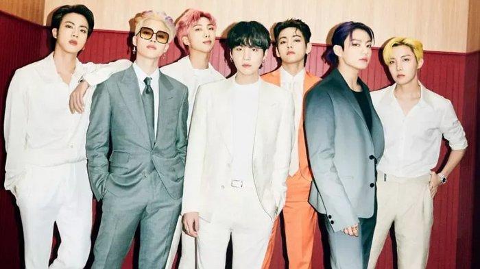 Lirik Lagu BTS -  Butter Lengkap dengan Terjemahannya