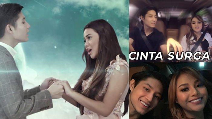 Lirik Lagu dan Chord Gitar 'Cinta Surga' Aurel Feat Teuku Rassya, Lagu Romantis Sepasang Kekasih