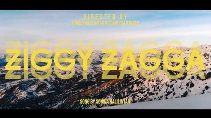Lirik Lagu Ziggy Zagga oleh Gen Halilintar, Trending dan Jadi Nomor Satu di YouTube