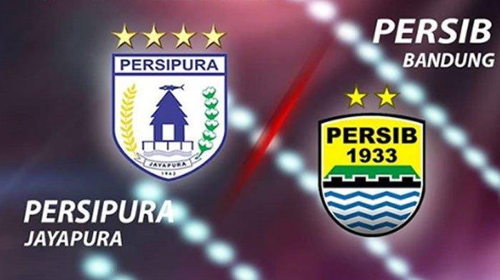 Link Live Streaming Persipura Jayapura vs Persib Bandung Liga 1, Senin 23 September, Kick Off 15.30