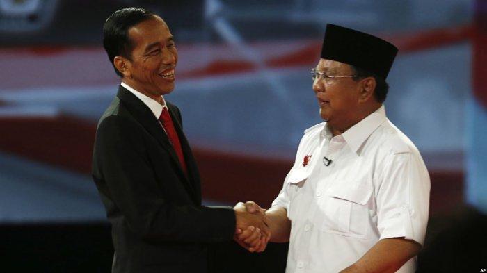 Debat Pilpres 2019, Saat Jokowi Jawab Prabowo dengan Sebut Kasus Operasi Plastik Ratna Sarumpaet