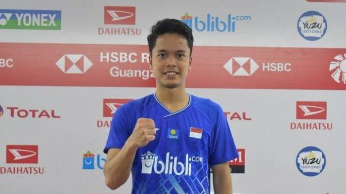 Jadwal dan Live Streaming Indonesia Masters 2020 Hari Ini, Anthony Sinisuka Ginting ke Semifinal