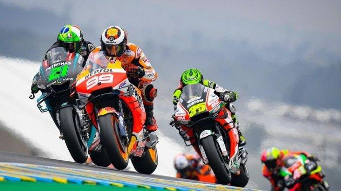 Live Streaming MotoGP di Trans7 Hari Ini, Sirkuit Catalunya Spanyol & Klasemen Sementara MotoGP 2019