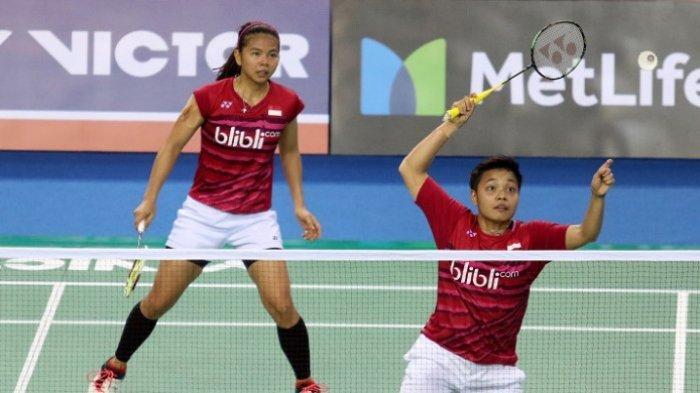 Live Streaming Badminton Hari Ini, BWF World Tour Finals 2021 Kamis 28 Januari 2021 Jam 11.00