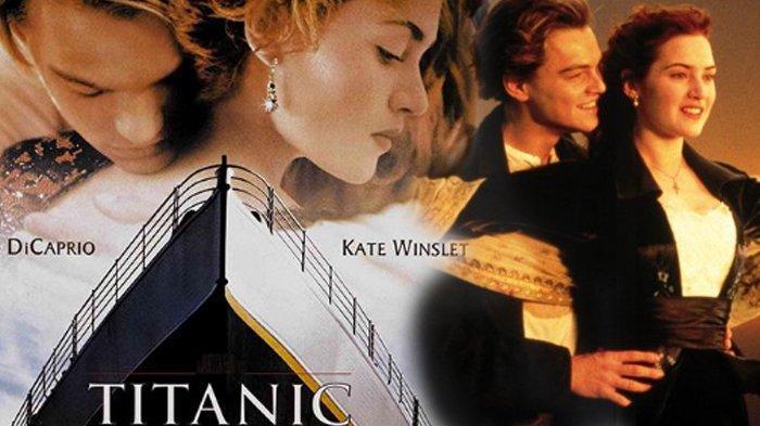 Live Streaming & Sinopsis Film Titanic di GTV Malam Ini Pukul 21.30, Legenda Cinta Rose dan Jack