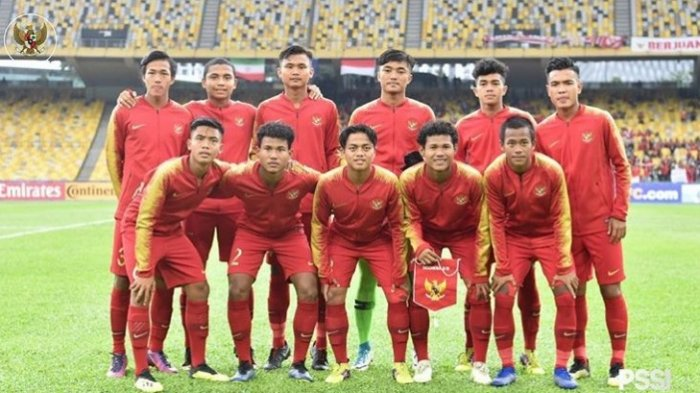 Live Streaming MNC TV Timnas Indonesia U16 Vs Vietnam Senin 24 September Kick Off Malam Hari
