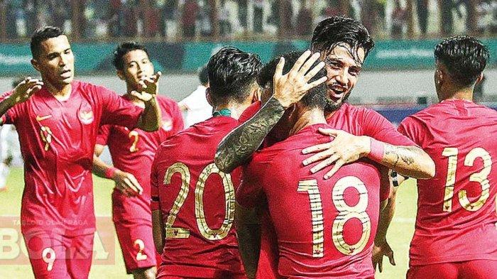 Hasil Skor Akhir Timnas Indonesia Vs Hongkong Adalah 1-1, Banjir Peluang Tapi Gagal Menang