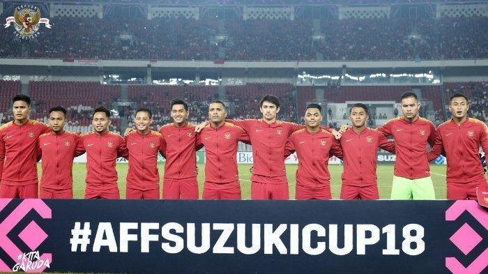 VIDEO Live Streaming Timnas Indonesia vs Thailand Piala AFF 2018 - 3000 Tiket Suporter Sudah Terjual