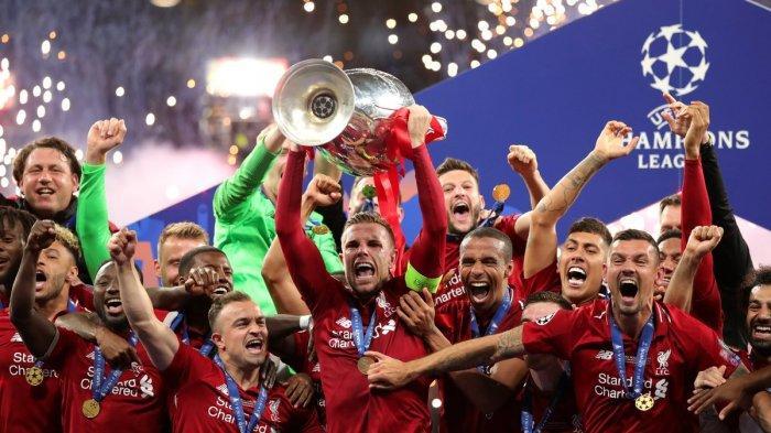 Liverpool Juara Liga Champions ! Gelar ke 6 Setelah Musim Lalu Gagal, Skor 0-2 Vs  Tottenham Hotspur
