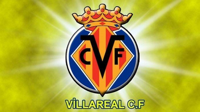 Logo Villarreal, klub Liga Spanyol.