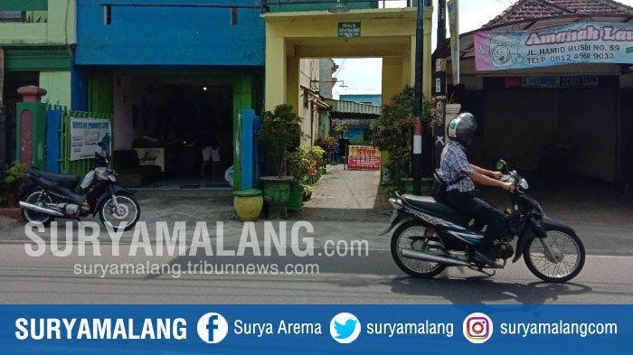 Kronologi Video Viral Penangkapan Tersangka Penipuan HP di Jalan Hamid Rusdi, Kota Malang