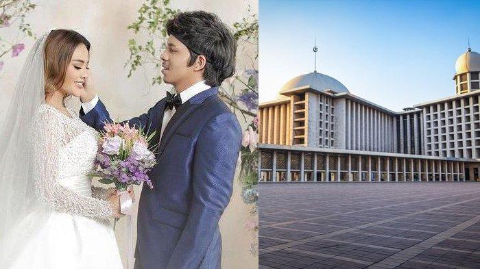 Lokasi Pernikahan Aurel Hermansyah dan Atta Halilintar Batal di Masjid Istiqlal, Anang Buka Suara