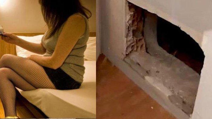 Polisi Kaget Saat Gerebek Hotel Prostitusi Tapi Kosong, Ternyata PSK Disembunyikan di Ruang Rahasia