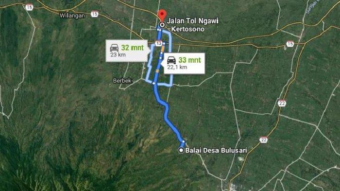 Jalan Tol Kertosono-Kediri Mulai Digarap, Ditarget Rampung Bareng Bandara Kediri Akhir Tahun 2022