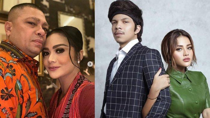 Raul Lemos izinkan Krisdayanti ikuti rangkaian acara pernikahan Aurel Hermansyah