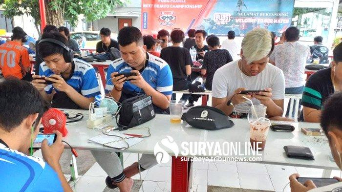 125 Tim Bertanding di Ajang e-Sport PUBG Mobile Dejavu Championship