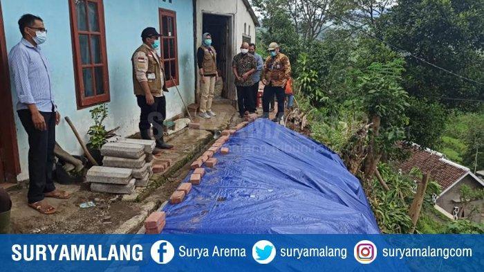 Pemkot Batu Tawarkan Relokasi bagi Warga Terdampak Longsor di Dusun Brau Kecamatan Bumiaji