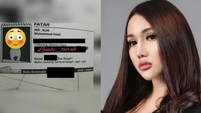 Lucinta Luna Keringetan Setelah Latar Belakangnya Diungkit, Video Operasi & Siapa Muhammad Fatah?