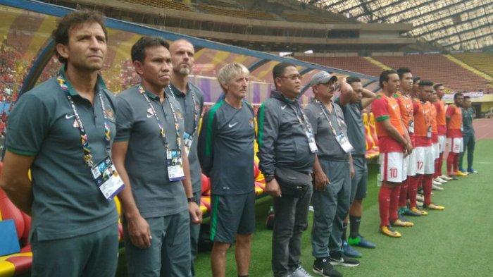 Imbangi Thailand, Pelatih Timnas Indonesia Luis Milla Justru Waspadai Filipina, Ada Faktor Ini
