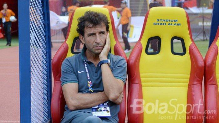 PSSI Beri Deadline Luis Milla Tanggal 11 September 2018, Ini Alasannya