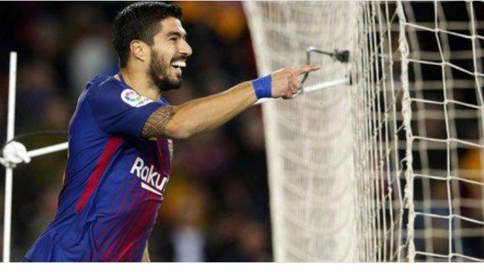 Birokrasi Italia Ruwet, Juventus Batal Mendatangkan Luis Suarez dari Barcelona