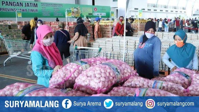 21 Karyawan Lumbung Pangan Jatim Positif Covid-19, Pemkot Surabaya Bakal Turut Lakukan Tracing