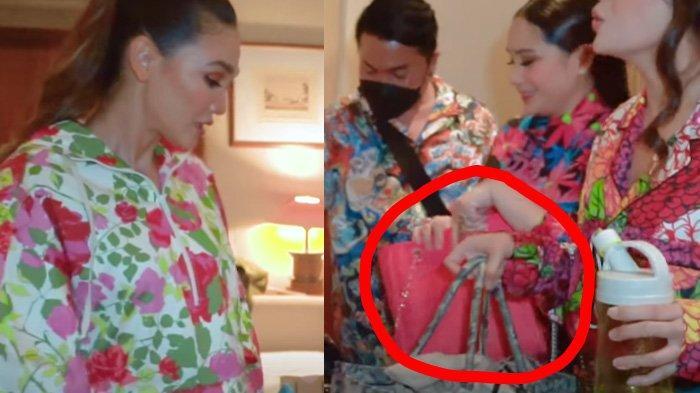 Luna Maya Heran, Nagita Slavina Pakai Tas Branded untuk Tempat Sepatu, Dijawab Enteng oleh Gigi