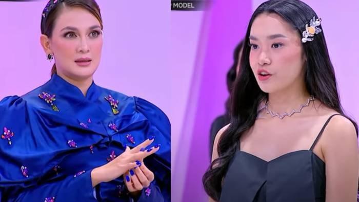 Siapa Audrey Bianca? Kontestan Indonesia's Next Top Models, Luna Maya Melotot Baru Bisa Gunting Kuku