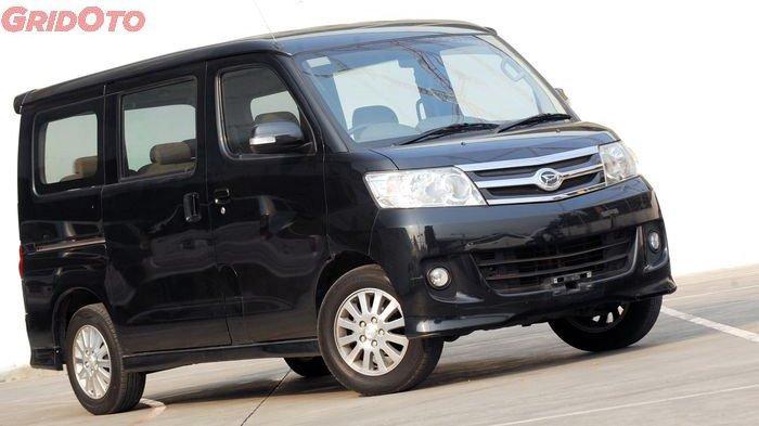 Luxio, harga mobil bekas Luxio mulai Rp 60-90 jutaan tahun 2008-2012