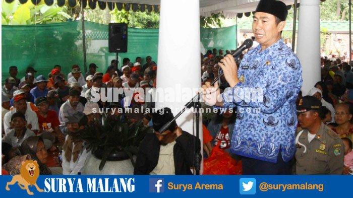 Abah Anton Penuhi Nazar di Rumah Dinas Wali Kota Malang, Simak Ucapannya