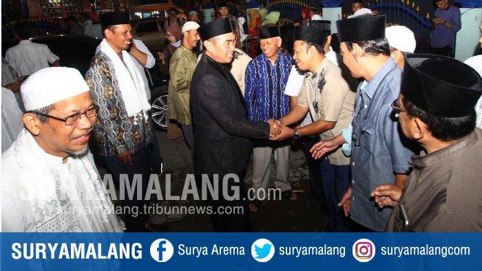 Abah Anton Sambangi 10 Masjid di Kota Malang Selama Ramadan, Ini Tujuannya